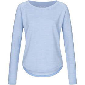 super.natural Essential Crew Sweater Women skyway melange